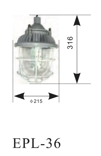 ETL-36 ETL-60|Explosion-proof Light,GLLL Explosion Proof LED lights with UL safety ratings of Class 1 Division 1.  Intrinsically safe lights for hazardous locations.