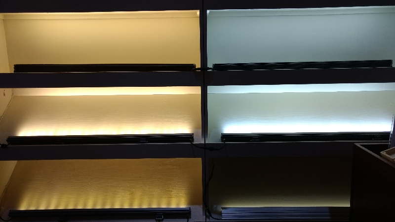 XQ series|Wall Washer LED.from warm incandescent(1700k) to white daylight(5000-7000k)