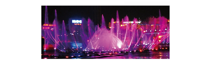 UW series|Underwater LED,Great for illumination art and Urbanscape.