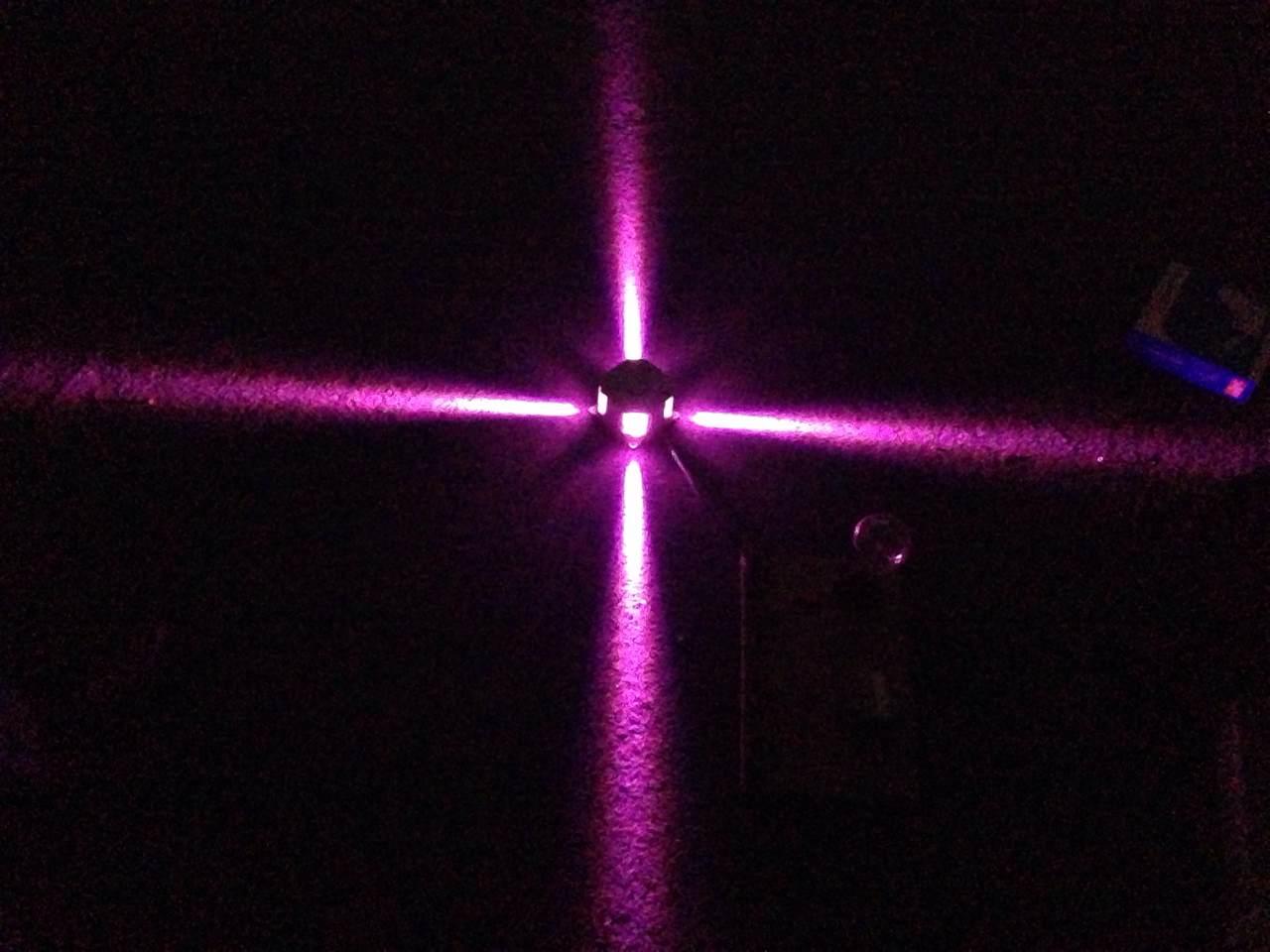 MLPSQ series|Modeling LED.MLPSQ series.GLLL Cross Light Modeling LED